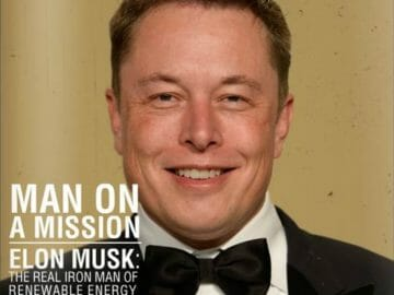 Elon Musk: The Real Iron Man of Renewable Energy